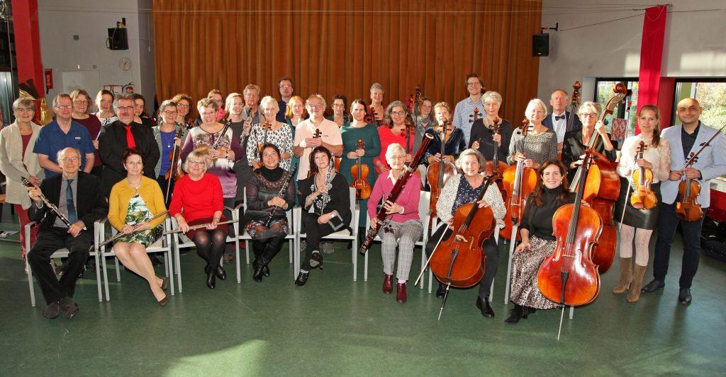 Symfonie Orkest voor beginners